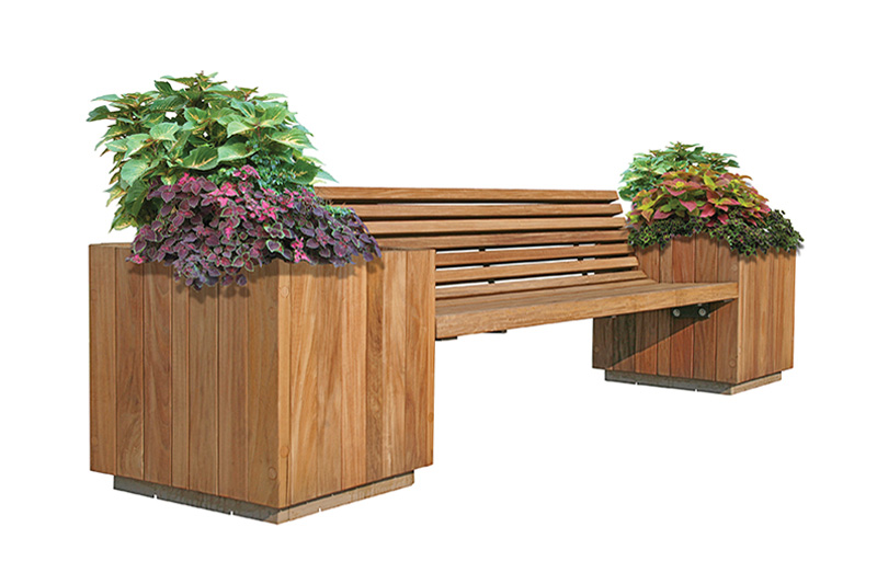 Stupendous Big Apple Planter Bench Ba Site Craft Gmtry Best Dining Table And Chair Ideas Images Gmtryco