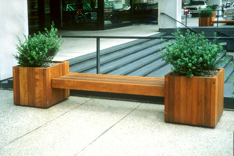 Awe Inspiring Suspended Planter Bench Single Sfb Site Craft Gmtry Best Dining Table And Chair Ideas Images Gmtryco